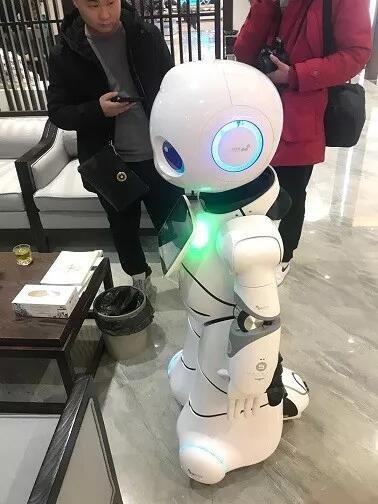 """【喜讯】机器人""""小城""""案场助理正式上线了!"""