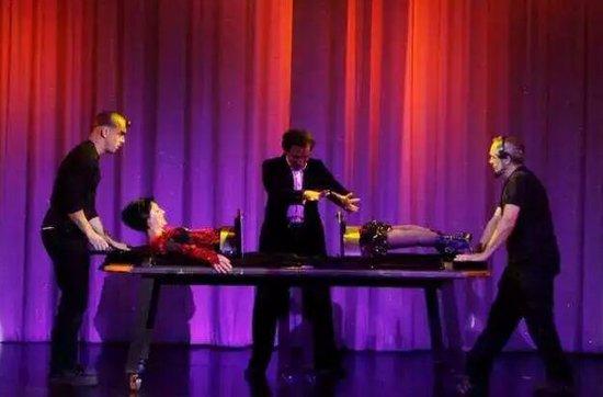 中俄鼎级魔术师表演赛南阳奇幻开演,内附领票攻略