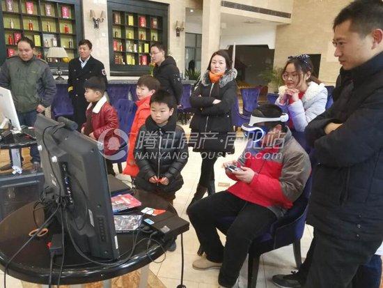 12.30-31日仲景银河时代广场VR免费体验火爆进行中