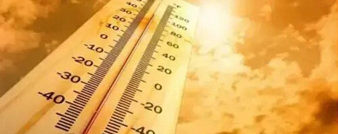 今日南阳最高气温将达到38℃,局地超过40℃
