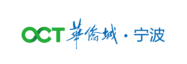 欢乐海岸logo_华侨城·欢乐海岸