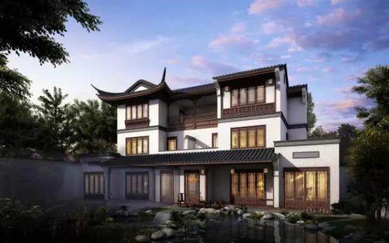 他记录之江中式三个创造别墅月后又要亲手打破2003年宁波案杭州别墅图片