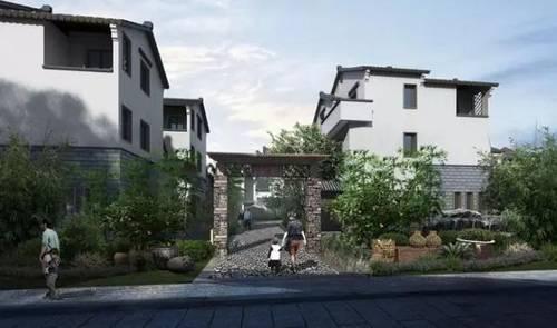 象山这两个地方将建造宁波市首个中式建筑群图片