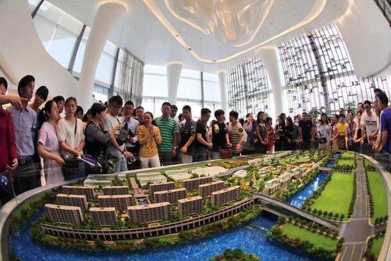 宁波轨道绿城·杨柳郡生活体验馆暨样板示范区 惊艳公开