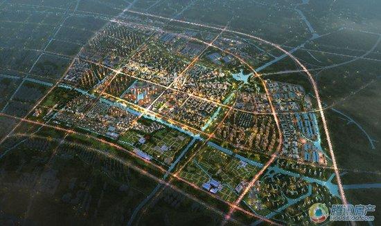 中海国际社区低碳智慧立体交通 懂你的出行速度图片