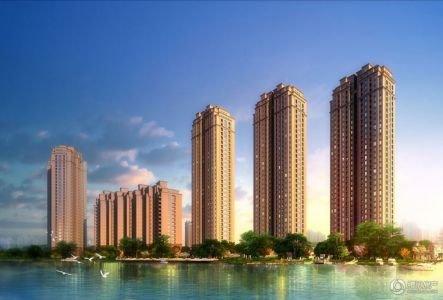 东部新城蝴蝶效应显现 滨江新城与东南新城比翼齐飞