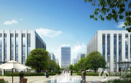 慈溪智慧谷公寓和办公楼在售 均价9000元每平米图片