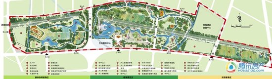 保利城绿色生态:宁波植物园 改变镇海的超级氧吧