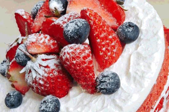 网红甜品 cake crush蛋糕爆炸 来宏泰风花树啦