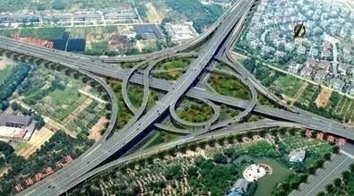 环南路高架断面-总投资40.5亿元 环城南路西延工程今天开工