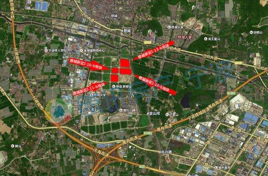 黎塘黎西新区规划图