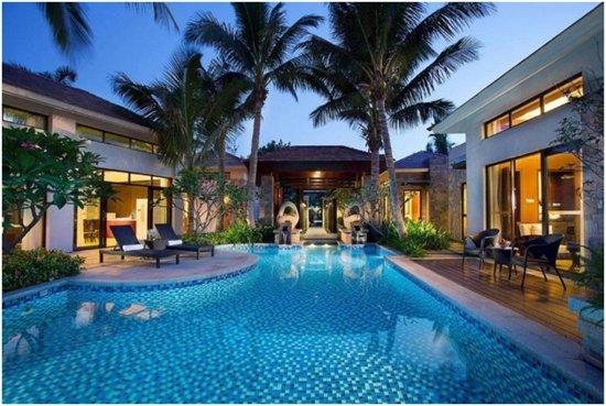 一座融合大都会与海岛度假的豪宅 竟然就在鄞州中心