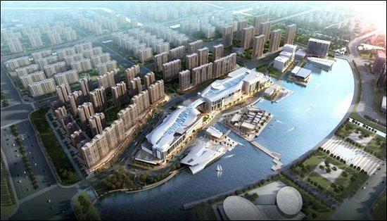 镇海新城北区三地块 被抢 拭目以待未来区域发展