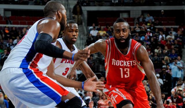 从俄克拉荷马到休斯敦 大胡子如何征服NBA?