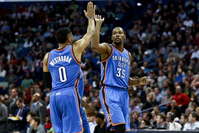 当今NBA最强双人组合 库里追梦力压杜威二少
