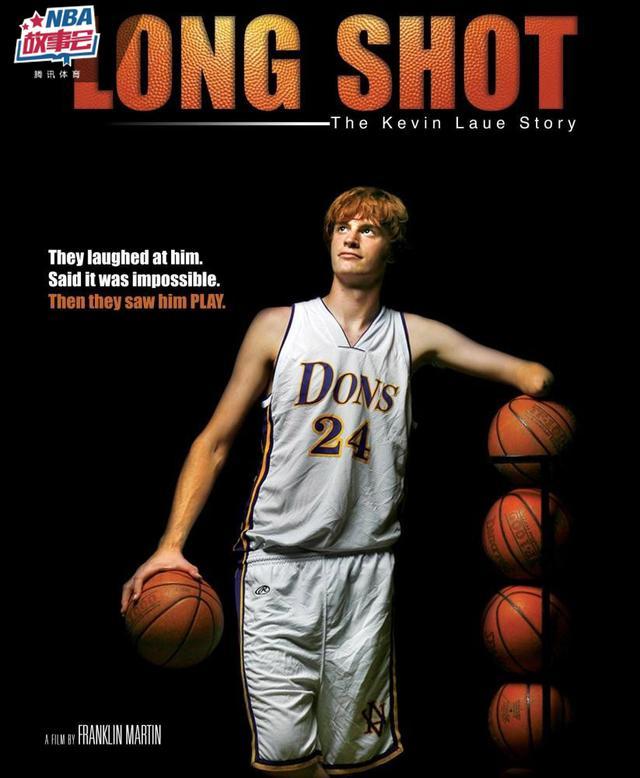 独臂球员亮相NCAA创历史 励志传奇登上大荧幕