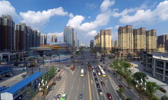 内江市商品房十一月月成交量