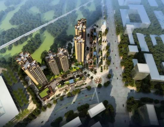 爆出内江房价上涨内幕 是要向一二线城市看齐