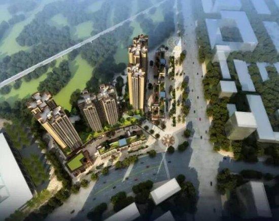 """工程进度:传化广场·锦园见证幸福""""家""""速度"""