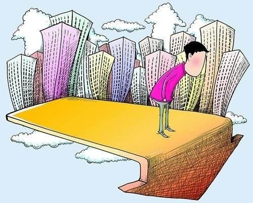 """将来为房地产""""崩盘""""接盘的一定是商业地产投资者"""