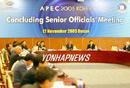 APEC会议开幕