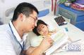 图文:郑州教师组成志愿者为灾区学生补课
