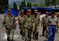 组图:鼓励官兵多作贡献 援救平武将士受赞扬