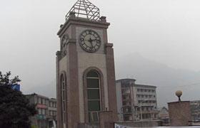 四川灾区记录 死亡之城——汉旺镇(组图)