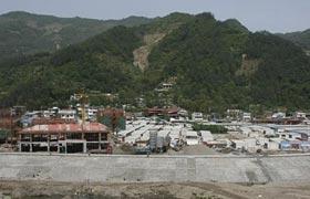 组图:穿越地震带——青川,那些青色的山川