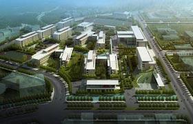 北川中学规划图首次发布 将于明年5月竣工