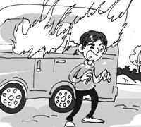 司乘人员防范及应急措施
