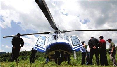 动用直升机搜索北京周边地区罂粟透露了什么? - 赵世龙 - 赵世龙的博客
