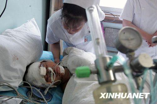 安徽凤阳一企业发生爆炸事故 16人死亡44人受伤