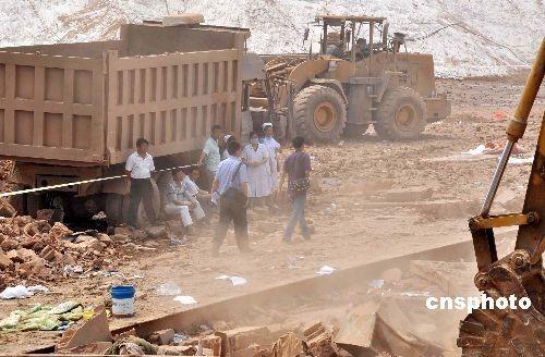 安监总局派员赴凤阳爆炸事故现场协助开展工作