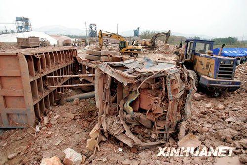 凤阳爆炸事故中3名重伤员生命体征不佳