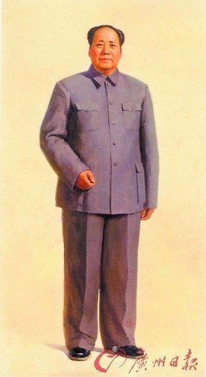 毛主席画像集[国画、年画、宣传画、塑像] - 横行一世 - 横行一世
