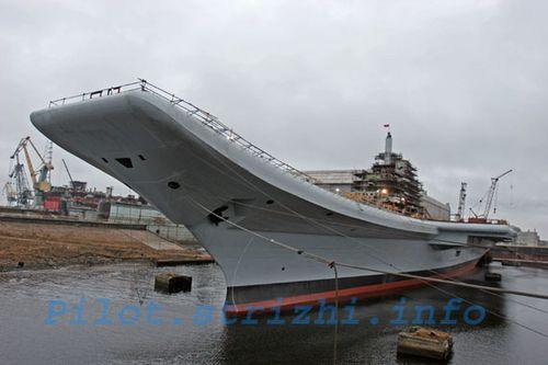 俄罗斯总统下指示:尽快向印度交付二手航母
