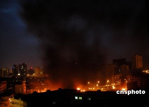 乌鲁木齐严重暴力犯罪事件致140人死828人伤