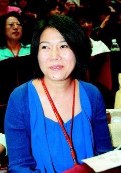 毛泽东外孙女孔东梅赴台北 被赞年轻标致(图)