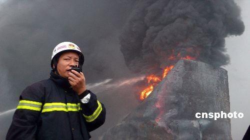 河南偃师市一化工厂发生重大爆炸事故