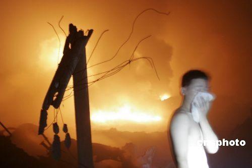 河南偃师化工厂爆炸事故死亡人数已达5人