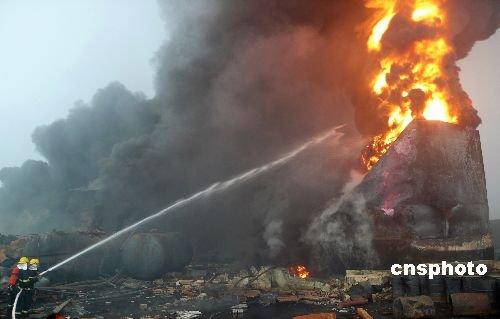 河南偃师爆炸事故致7人死亡 现场搜救结束