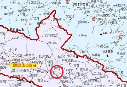 青海西宁门源县有几个镇