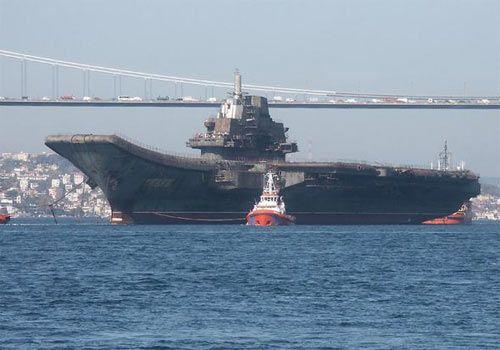 美军事专家:谁会害怕庞大落后的中国航母?
