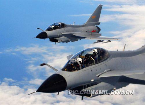 巴退役中将:巴很可能加入中国四代战机研发