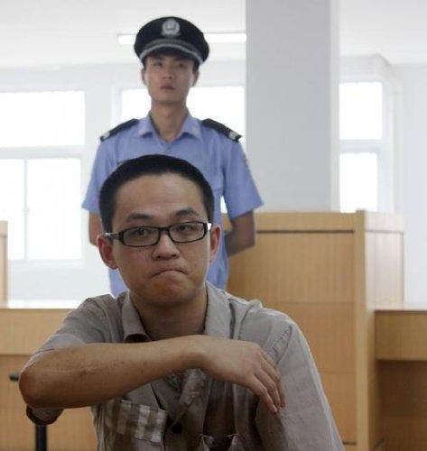 杭州飙车案胡斌狱中接受采访 称深感愧疚自责