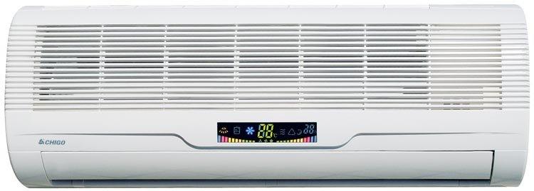 组图:志高空调第二代产品