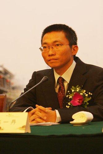 腾讯首席行政官陈一丹发表活动宣言