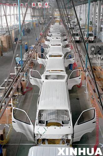 中国汽车工业:见证自主创新的力量---禁闭出来第一帖