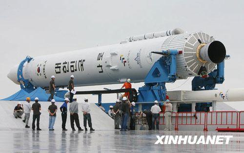 中国军事专家评韩火箭发射:没有部分成功说法